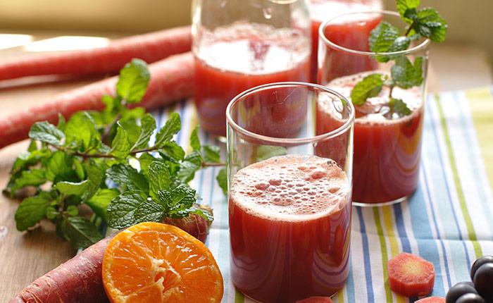 Drinkar med näring