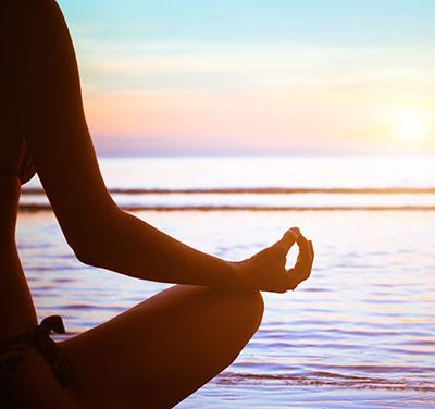 Meditation -Hälsosam vardag