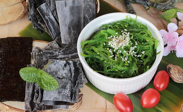 Sjögräs: naturlig hälsokost